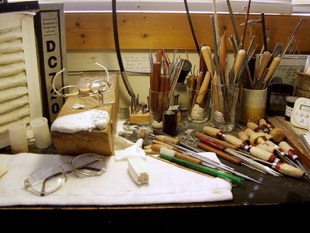 Janel's Workbench